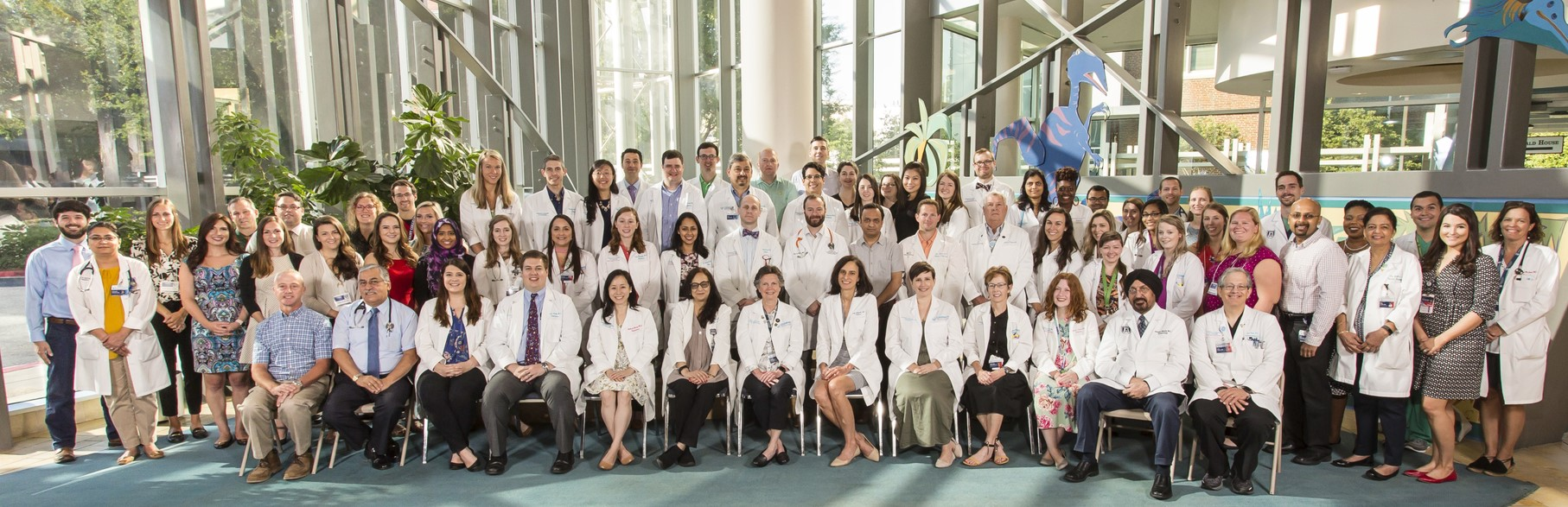 Pediatric Faculty and Housestaff 2020-2021
