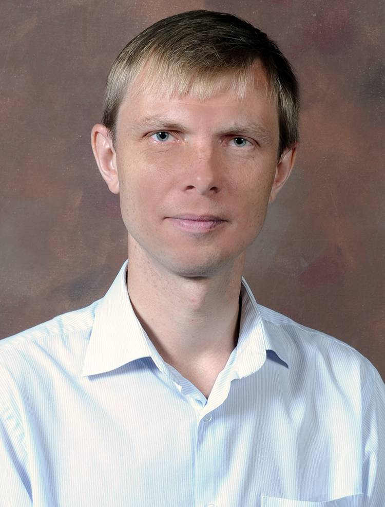 photo of Mykola Mamenko, PhD