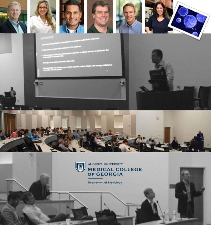 2018 Department of Physiology Mini Symposium