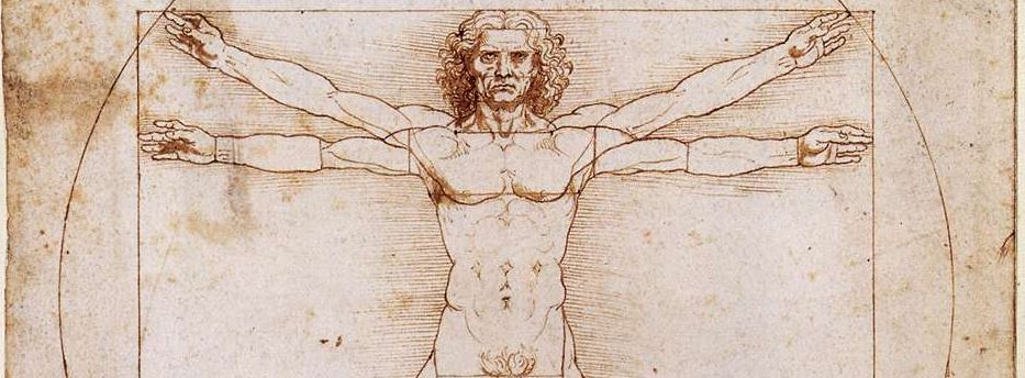 Department of Physiology at Medical College of Georgia - DaVinci's Vitruvian Man