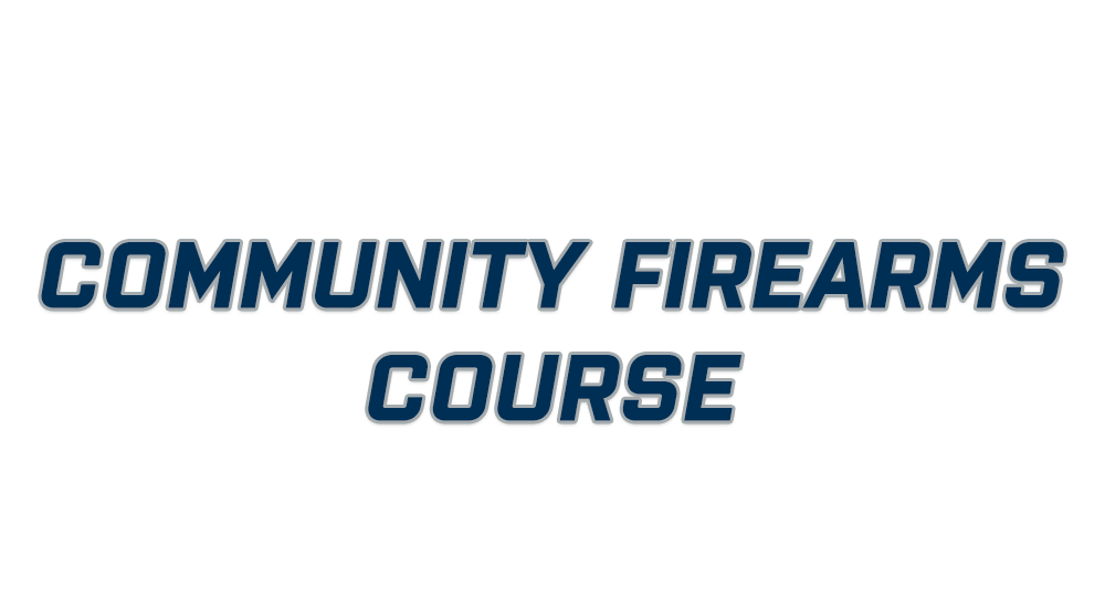 Community Firearms Course