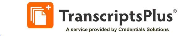 Transcripts Plus logo