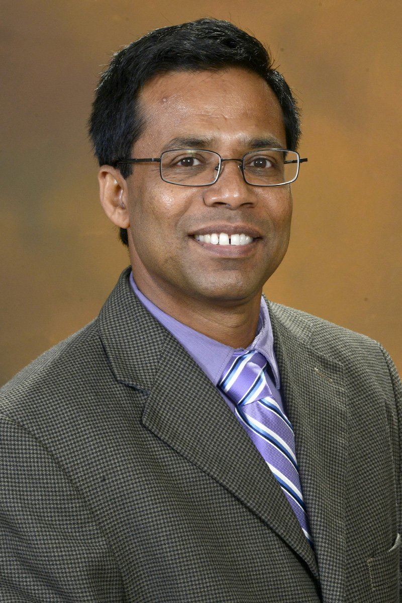 photo of Dr. Theja DeSilva