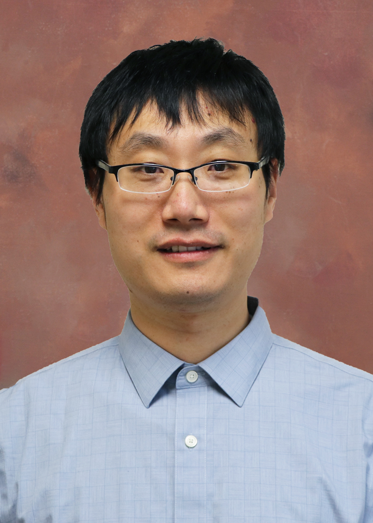 photo of Dr. Guangming Jing