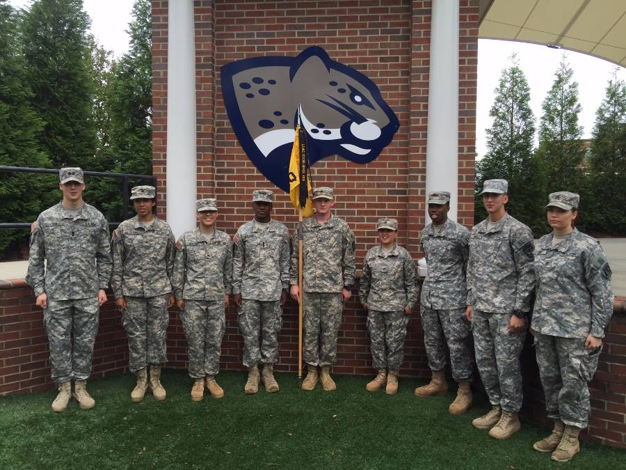 Image result for AUGUSTA UNIVERSITY MILITARY