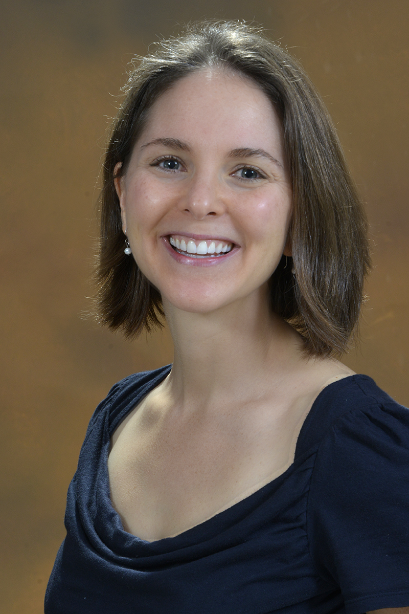 photo of Dr. Jenelle Slavin-Mulford