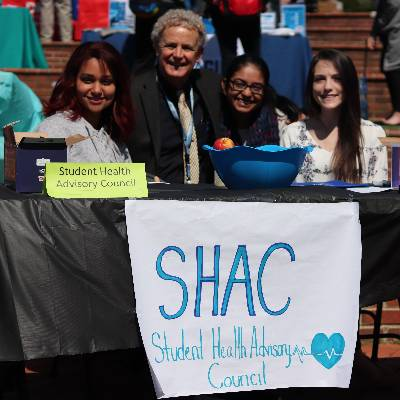Student Health Advisory Council (SHAC)