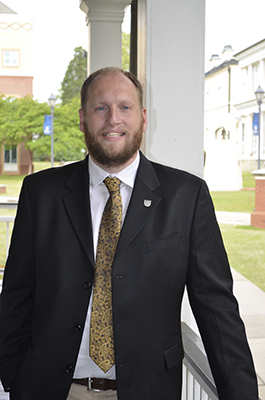 Joe Pierce, Director of Student Engagement