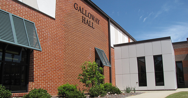 Galloway Hall
